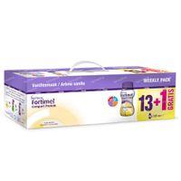 Fortimel Kompakt Protein Weekpack Vanille 14x125 ml