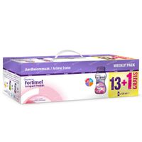 Fortimel Compact Protein Weekpack Fraise 14x125 ml