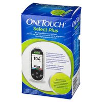 One Touch Select Plus Bloedglucosemeter 023-209-02 1 st