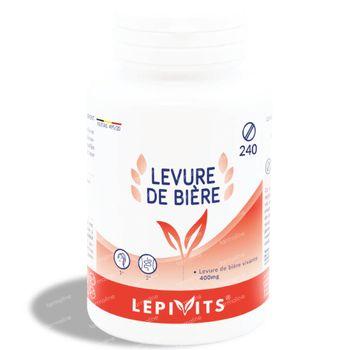 Lepivits Levure Bière 240 comprimés