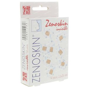 Zenoskin Invisible Spot 22x26mm 14 pièces