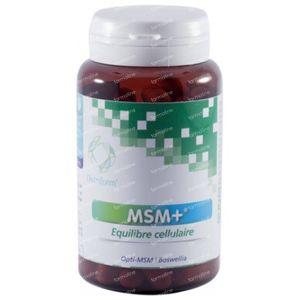MSM Plus 60 capsules