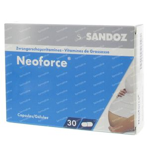 Neoforce Sandoz 200mg 30 tabletten