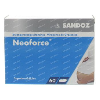 Neoforce Sandoz 200mg 60 comprimés