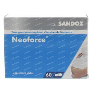 Neoforce Sandoz 200mg 60 tabletten