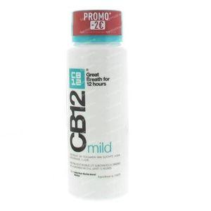 CB12 Halitosis Mild Prix Réduit 250 ml