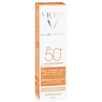Vichy Capital Soleil Anti-Taches 3-en-1 Teinté SPF50+ 50 ml