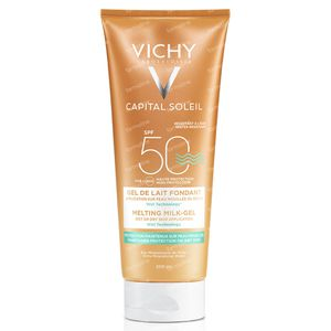 Vichy Idéal Soleil Smeltende Melkgel SPF50 200 ml