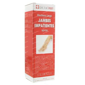 Dr Fix Spray Restless Legs 100 ml
