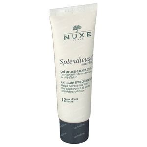 Nuxe Splendieuse Anti-Dark Spot Cream SPF20 50 ml tube