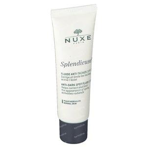 Nuxe Splendieuse Anti-Dark Spot Fluid SPF20 50 ml tube