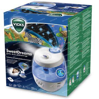Vicks SweetDreams Cool Mist Humidifier 1 pièce