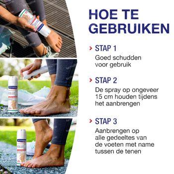 Hansaplast Spray Foot Protection 2-in-1 48h 150 ml