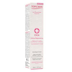 Topicrem Cica Crème Réparateur 40 ml