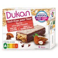 Dukan Barre Extra Gourmande 4 pièces
