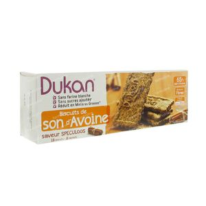 Dukan Spiced Biscuit 18 pieces