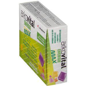Arkovital Energie Max 30 comprimés