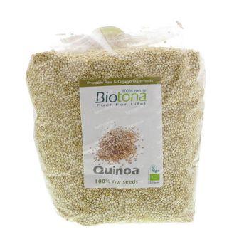 Biotona Quinoa Raw Seeds 1000 g
