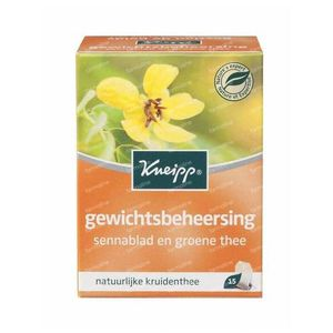 Kneipp Tea Weight Control 15 bags