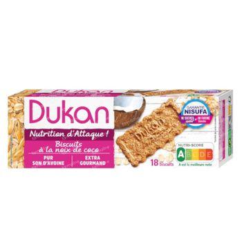 Dukan Biscuit Coco 18 pièces
