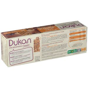 Dukan Cookies with Chocolate Pieces 18 pieces