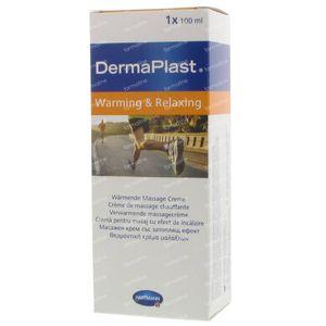 Hartmann Dermaplast Crème Réchauffement 100 ml