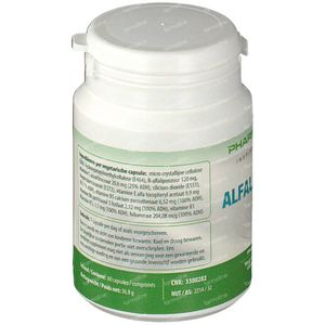 Pharmanutrics Alpha Lipoic Acid Plus 60 capsules