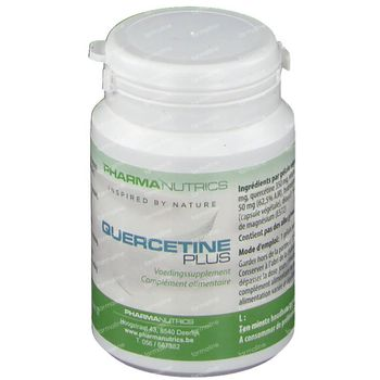 Quercétine Plus Pharmanutrics 60 capsules