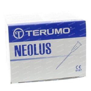 Terumo Agani Aiguille Jetable 19gx1 1/2 rb 1,1x40 100 pièces