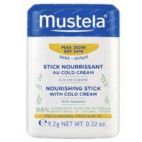 Mustela Voedende Stick Met Cold Cream 9,2 g