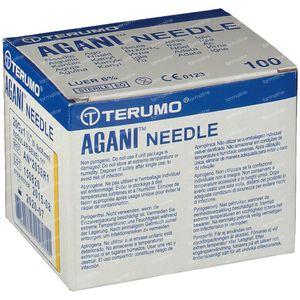 Terumo Agani Aiguille Jetable 20gx1 1/2 rb 0,9x40 100 pièces