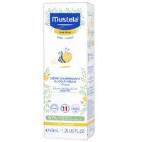 Mustela Cold Cream Crème Visage Nourrisante Peau Sèche Nouvelle Formule 40 ml
