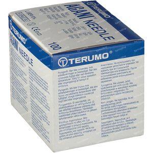Terumo Agani Disposable Needle 23gx1 1/4 0,60x30 100 pieces