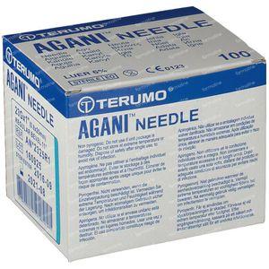 Terumo Agani Aiguille Jetable 23gx1 0,60x25 100 pièces