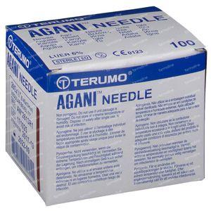 Terumo Agani Aiguille Jetable 26gx1/2 rb 0,45x12 100 pièce
