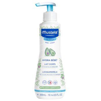 Mustela Hydratisierende und milde Körpermilch Normale Haut 300 ml