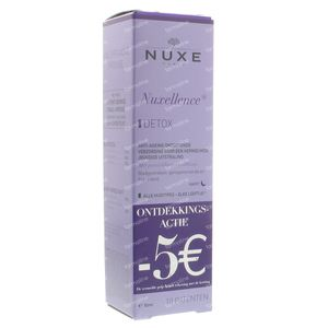 Nuxe Nuxellence Detox Soin Anti-Age Reduced Price 50 ml