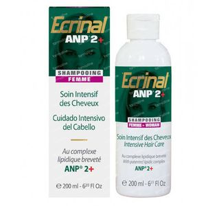Ecrinal ANP2+ Women Shampoo 200 ml spray