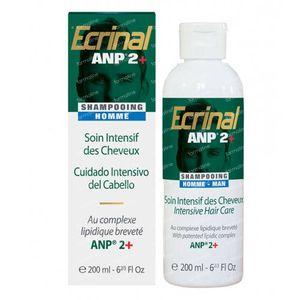 Ecrinal ANP2+ Shampoo Men 200 ml