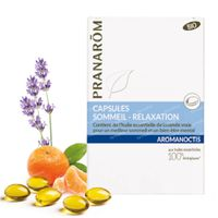 Pranarom Sleep & Relaxation Bio 30  kapseln