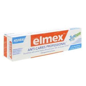 Elmex Tandpasta Anti-Caries Professional Junior Verlaagde Prijs 75 ml Tube
