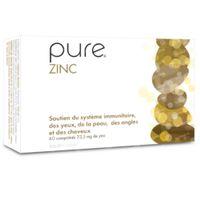 Pure Zinc 60  comprimés