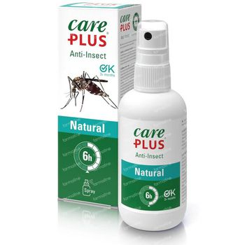 Care Plus Natural Anti-Insect Spray Bio 100 ml