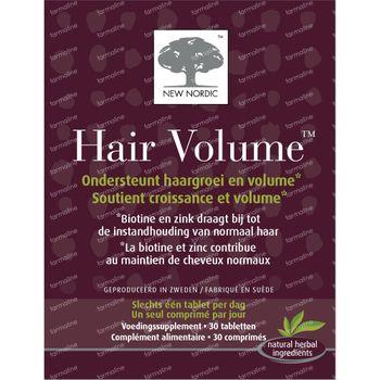 New Nordic Hair Volume 30 comprimés