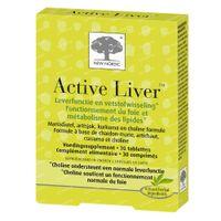 New Nordic Active Liver 30  comprimés