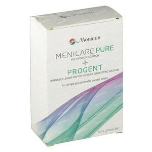 Menicare Pure Starter + 1 Dose Progent 70 ml