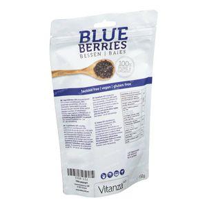 Vitanza HQ Superfood Blue Berries 150 g