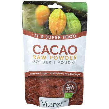Vitanza HQ Superfood Kakao Arg Pulver 200 g