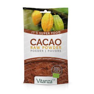 Vitanza HQ Superfood Cacao Raw Poeder 200 g