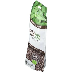 Vitanza HQ Superfood Graines De Chia Brut 200 g